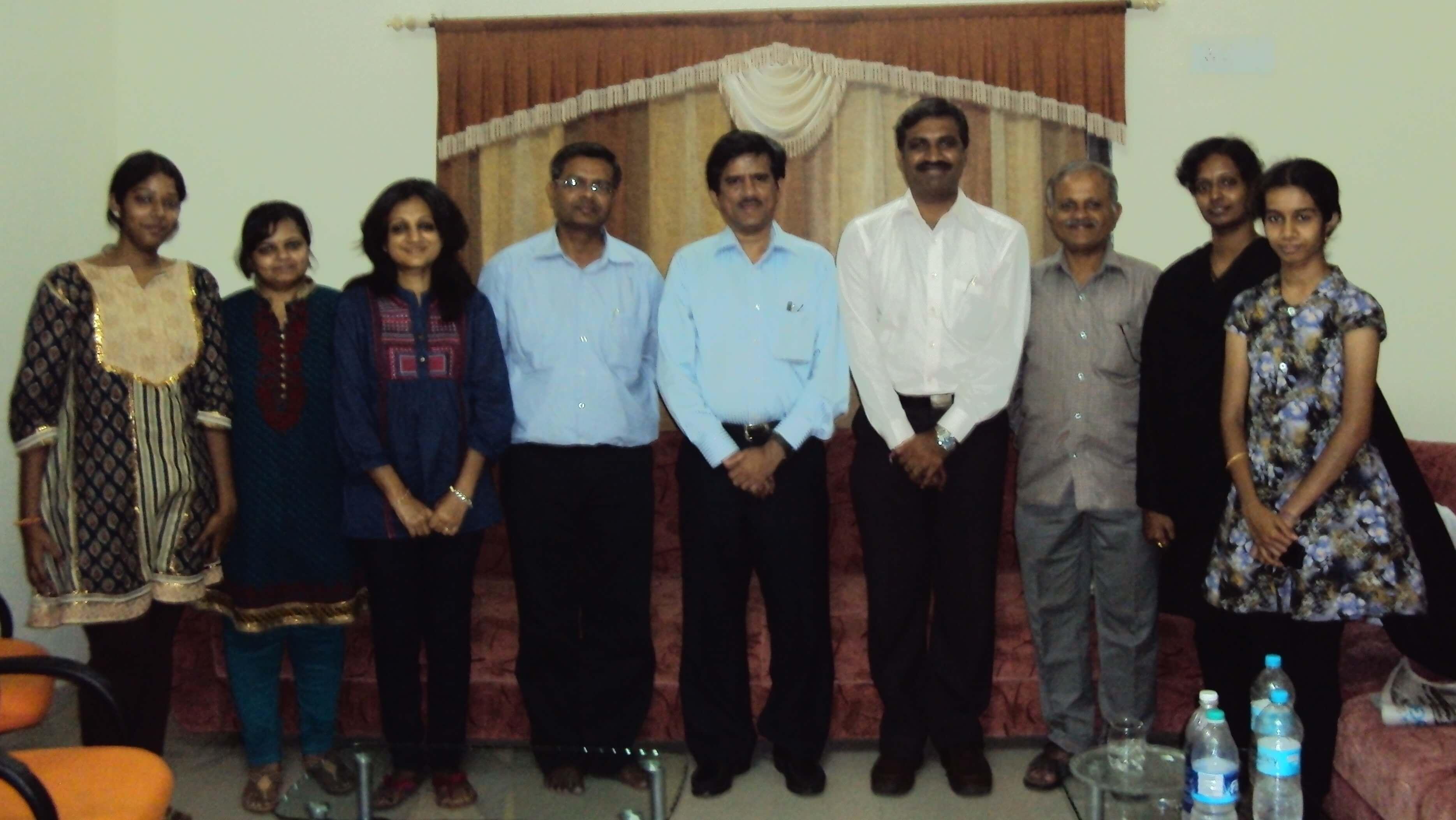 Convocation ceremony of 1st Batch of Diploma in Sujok Therapy Saurashtra University