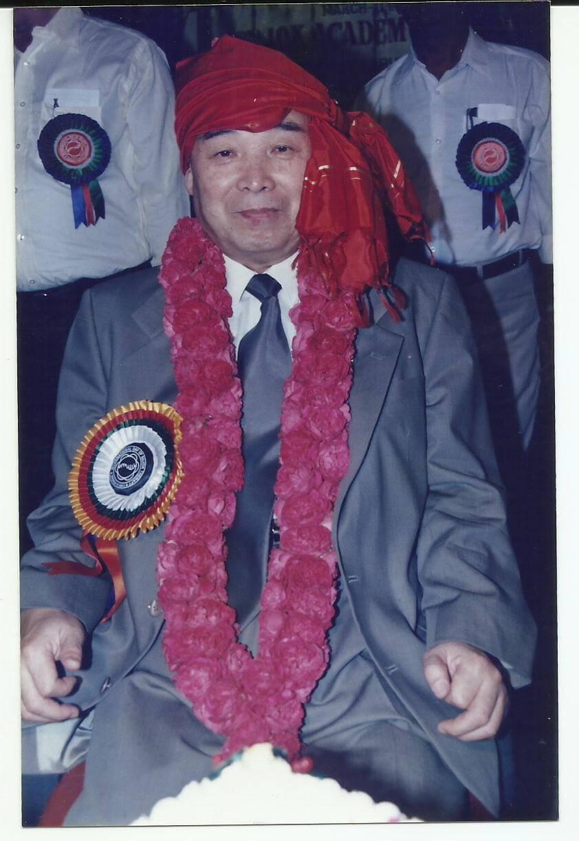 Journey of Sujok 2000 to 2003