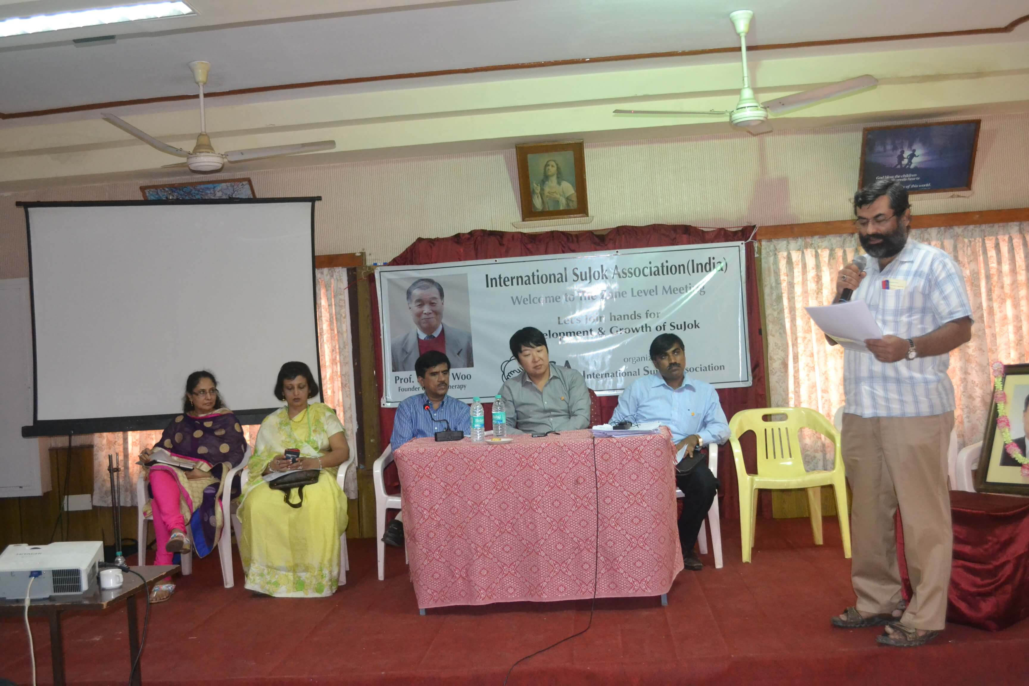 South Zone Meeting August 2013