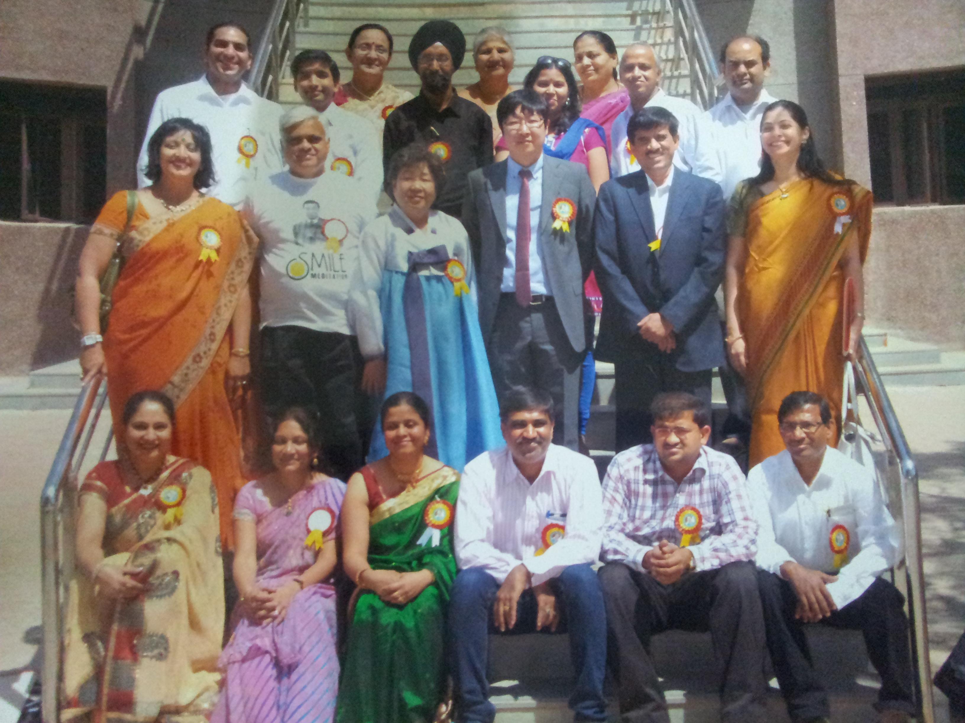 ISA- INDIA committee members